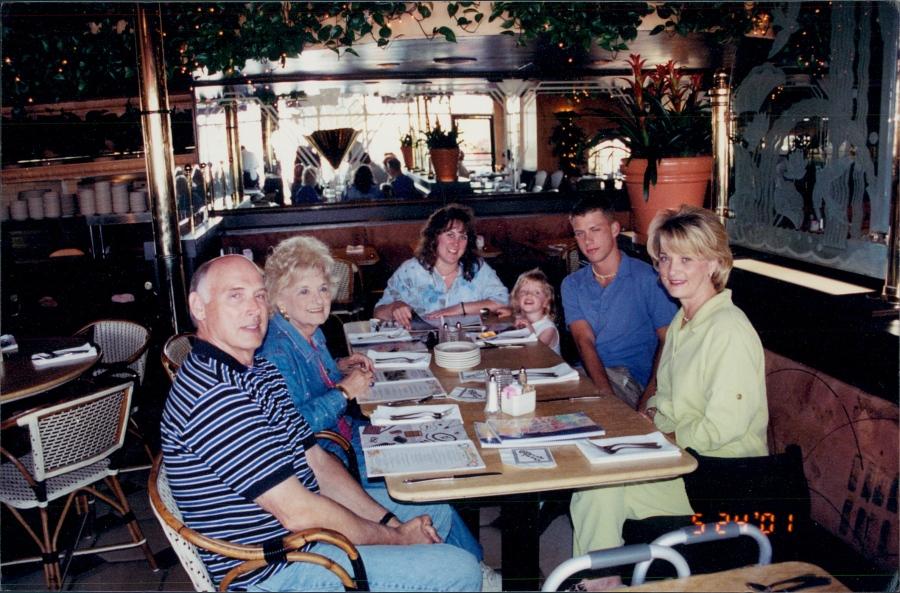 Random Family Photo