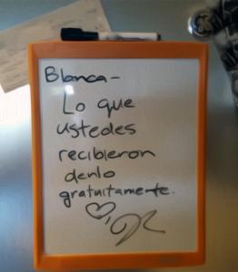 Blanca Bonus